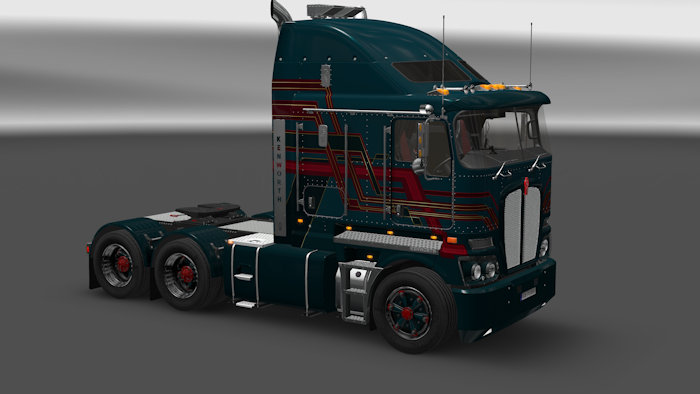 Truckz Paint Designs